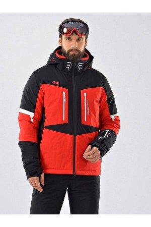 Мужская куртка Alpha Endless МР 031-2 Красный