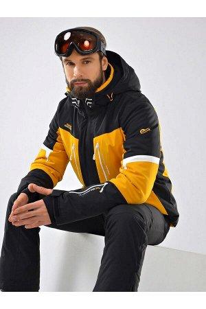 Мужская куртка Alpha Endless МР 031-3 Желтый