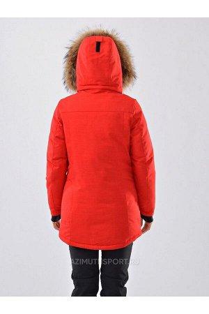 Женская ARCTIC SERIES куртка-парка Azimuth B 20699_110 Коралл