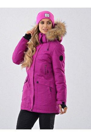 Женская ARCTIC SERIES куртка-парка Azimuth B 20699_111 Фуксия