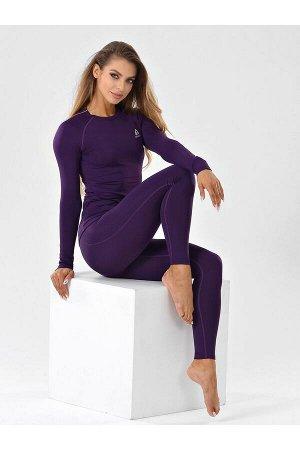 Женское термобелье b 8932_фиолетовый