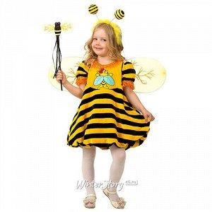 Карнавальный костюм Пчелка, рост 110 см (Батик)