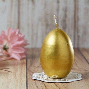 Пасхальная свеча Golden 6 см (Омский Свечной)