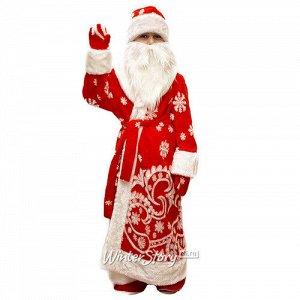Карнавальный костюм Дед Мороз, рост 122-134 см (Бока С)