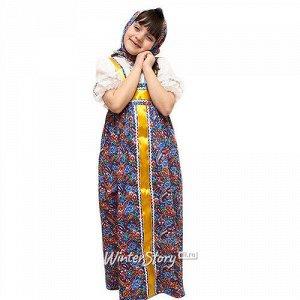 Карнавальный костюм Марфуша, рост 122-134 см (Бока С)