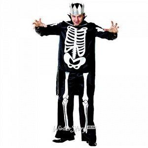 Карнавальный костюм Кощей Бессмертный, 44-46 размер (Батик)
