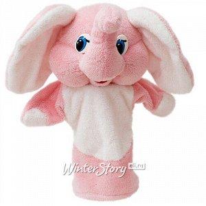 Кукла для кукольного театра Слон 30 см (Бока С)