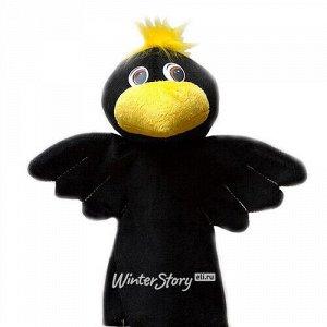 Кукла для кукольного театра Ворона 30 см (Бока С)