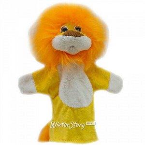 Кукла для кукольного театра Львенок 30 см (Бока С)