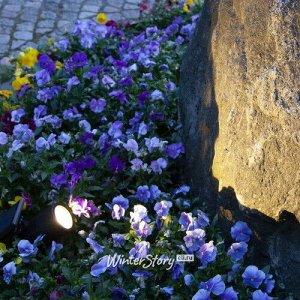 Садовый светильник Solar Mikelon 21*9.5 см, на солнечной батарее, IP44 (Star Trading)