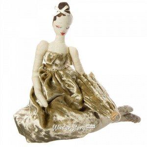 Декоративная Фигура Леди Фицджеральд - Королева Джаза 45 см (Due Esse Christmas)