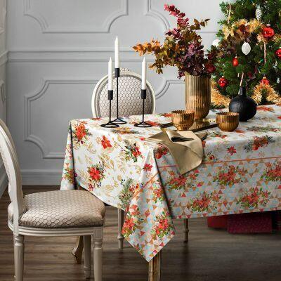 Домашняя мода — любимая хозяйственная, посуда — 2022 - Новогодний текстиль