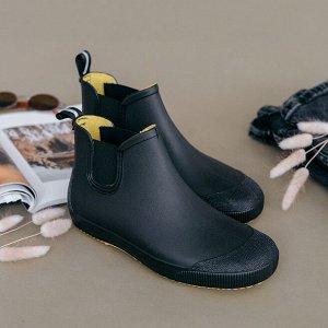 Мужские ботинки Nordman Beat с желтой подошвой