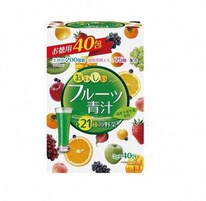 «Аодзиру со вкусом фруктов (яблоко, манго)»