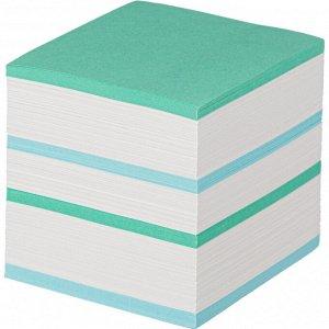 Блок для записей Attache Economy запасной 9х9х9 цветной 65 гр 92