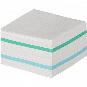 Блок для записей Attache Economy запасной 9х9х5 цветной 65 гр 92