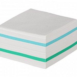 Блок для записей Attache Economy на склейке 9х9х5 цветной 65 гр 92
