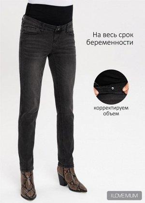 """Джинсы """"Стайл 043"""" для беременных; цвет: черный"""