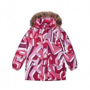Куртка розовая для детей / девочек