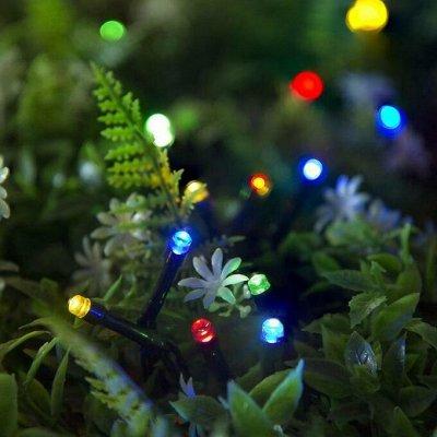 Большая новогодняя! Огни удачи 2022 - зимнее волшебство — Садовые гирлянды