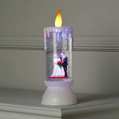 Большая новогодняя! Огни удачи 2022 - зимнее волшебство — Световая мебель и предметы интерьера