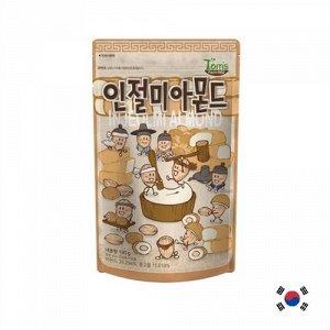HBAF Injeolmi Almond 120g - Корейские орешки Инчжолми