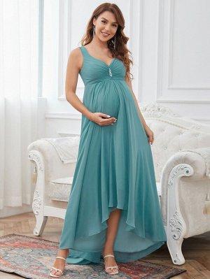 EVER-PRETTY Шифоновое платье для беременных