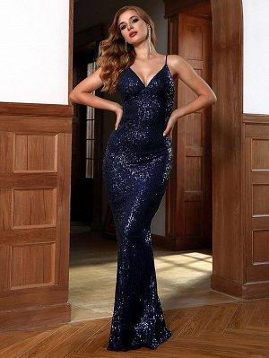 LOVE&LEMONADE Платье с блестками