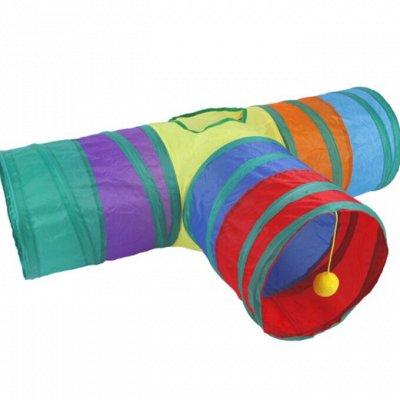😺 Ушки, лапки, хвостики. Популярная закупка для любимцев — Игровые туннели