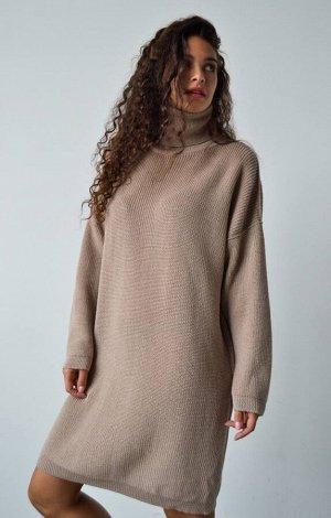 Платье Шерсть 50% Акрил 50%