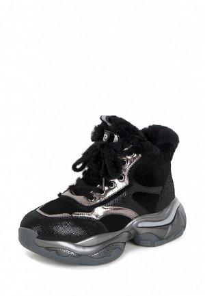 Ботинки женские зимние для активного отдыха JX21W-2584-3A