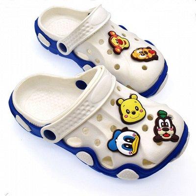 Успей купить! Для дома, для себя, для домашнего любимца — Аксессуары Jibbitz by Crocs для обуви