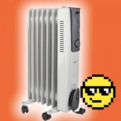Электротовары и техника для дома, дачи, туризма, телефонов — Маслянные обогреватели и тепловентиляторы. Зима близко