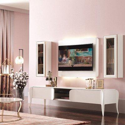 EN*ZA — мебель, постельное белье, ковры, свет, матрасы — ТВ Комплекты, навесные шкафы