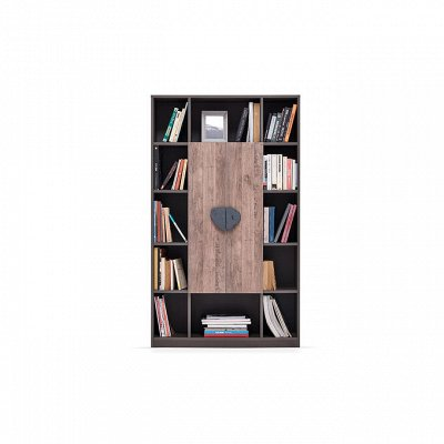 EN*ZA — мебель, постельное белье, ковры, свет, матрасы — Книжные шкафы