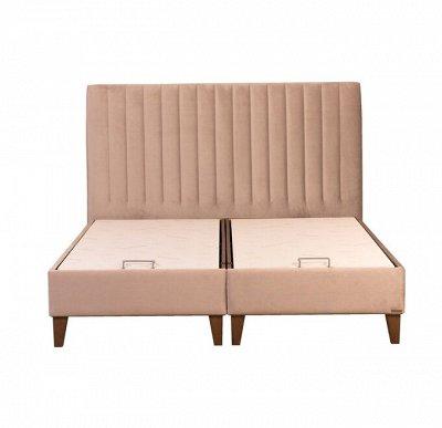 BELLONA мебель - Мы опережаем моду. Рассрочка платежа — VIVENT кровать с мягким изголовьем