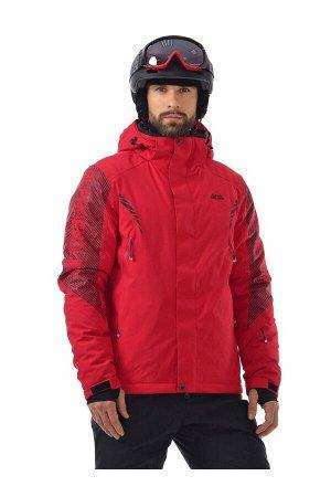 Мужская куртка Alpha Endless МР 033-1 Красный