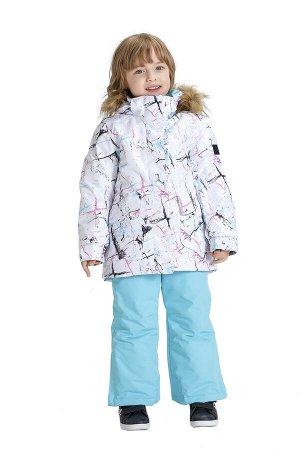 Детский зимний костюм S.M.N. 190508_50802 Голубой