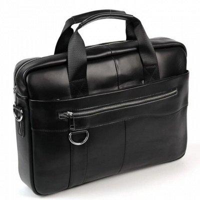 🎁 Кожаные сумки от 1700 рублей — Мужские портфели