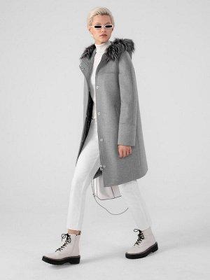 Пальто женское зимнее м. 1016900p80291 Пальтовая ткань