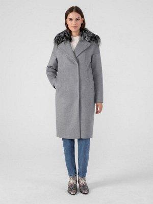 Пальто женское зимнее м. 1010381p60291 Пальтовая ткань