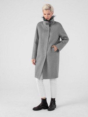 Пальто женское зимнее м. 1015425p60291 Пальтовая ткань