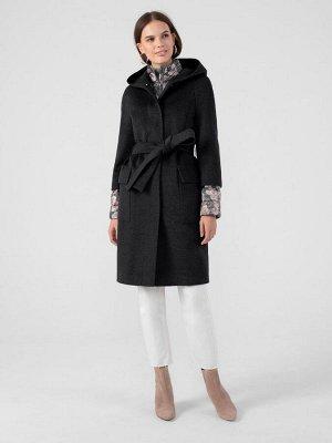 Пальто-трансформер женское демисезонное (пальто + куртка) м. 1017320p30095 Пальтовая ткань