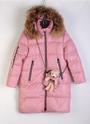 2198 Пальто для девочки Anernuo