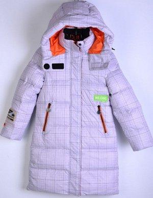 2196 Пальто для девочки Anernuo