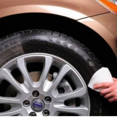Лучшие товары автомобилистам: домкраты, компрессоры… — Чернители резины