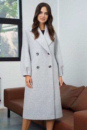 Пальто Пальто URS 21-579с  Состав: ПЭ-74%; Шерсть-6%; Акрил-20%; Сезон: Осень-Зима Рост: 164  Классическое, изысканное пальто просто идеально подойдет женщинам, которые предпочитают универсальные вещ