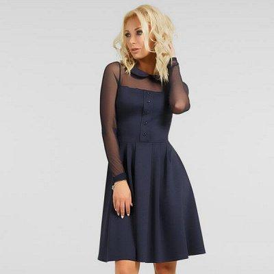 Возвращение любимого бренда платьев V&V — VVLEN — Офисные платья