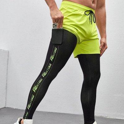 Нижнее белье 🌟 Безупречные модели женского счастья — Мужские спортивные легинсы