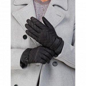 Перчатки мужские п/ш LB-0800 цвет черный, размер 10 5492645